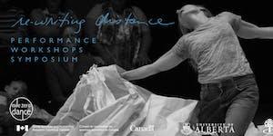 Mile Zero Dance presents: Rewriting Distance...