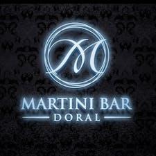 Martini Bar Doral logo