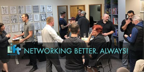Entrepreneur Happy Hour & Networking Better Workshop at The Network Hub in Nanaimo tickets