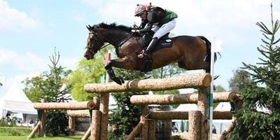 David Britnell 27th July 2019  Keysoe XC Clinic up to 90cm