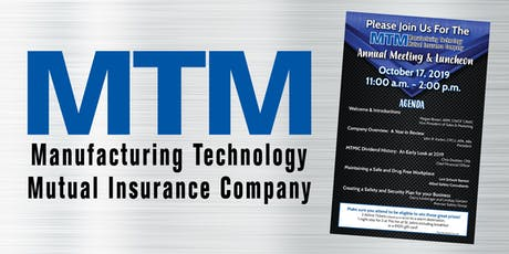 MTM Annual Meeting tickets
