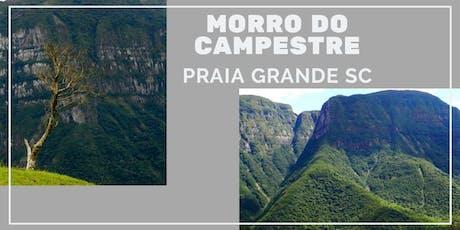 29/06/2019 - Trilha Morro do Campestre - Praia Grande SC ingressos