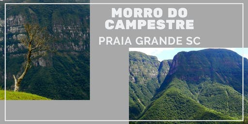 29/06/2019 - Trilha Morro do Campestre - Praia Grande SC