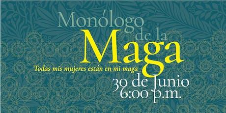 Monólogo de la Maga con Carola Castillo tickets