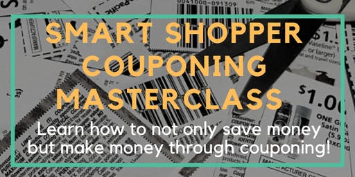 Smart Shopper Couponing Masterclass