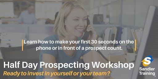 No Pressure Prospecting Call Workshop in Austin, TX