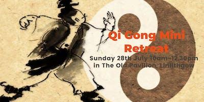 Qi Gong Mini Retreat - Linlithgow