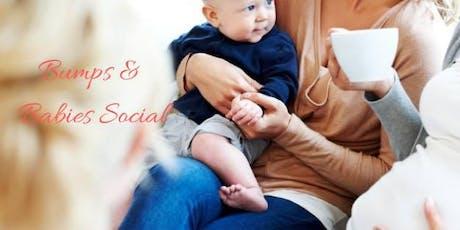Bumps & Babies Social Hour  tickets