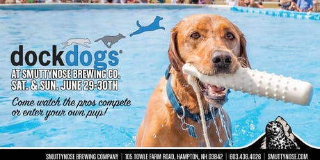 Dock Dogs at Smuttynose Brewery tickets