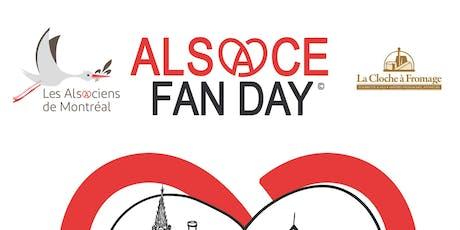 Alsace Fan Day à Montréal billets