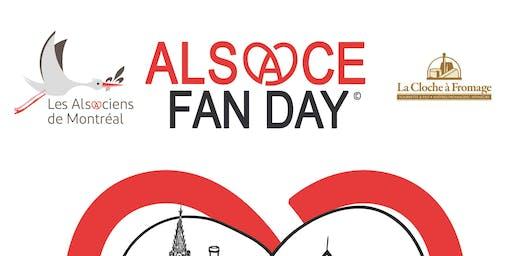 Alsace Fan Day à Montréal