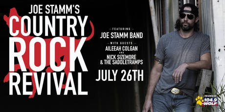 Joe Stamm's Country Rock Revival tickets