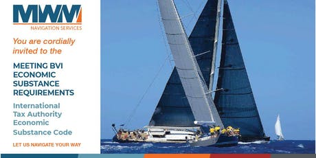 Meeting BVI Economic Substance Requirements @ InterContinental Miami tickets