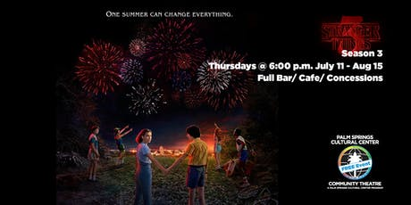 Stranger Things Season 3 Free Community Screening tickets