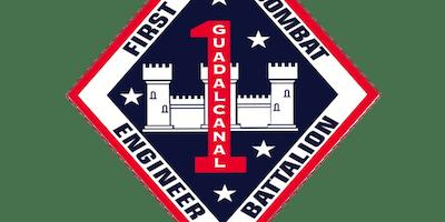1st Combat Engineer Battalion USMC Ball- H&S CO