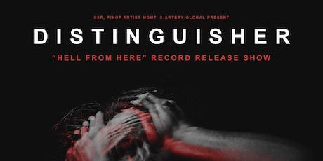 Distinguisher/ Ghost Key/ A Shark Among Us +More at PBW tickets