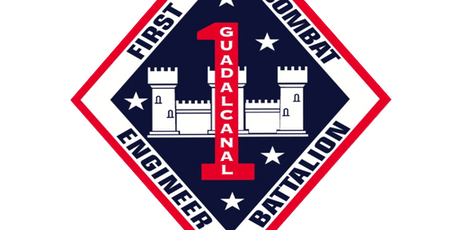 1st Combat Engineer Battalion USMC Ball - MAC tickets