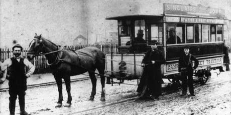 The History of Trams in Cambridge by David Stubbings tickets