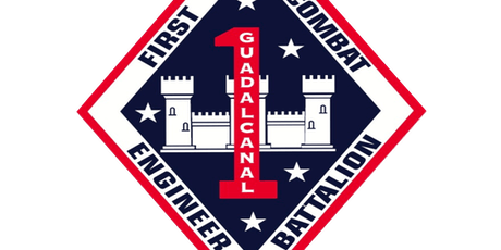 1st Combat Engineer Battalion USMC Ball - ESC tickets