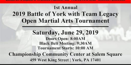 2019 Battle Of York With Team Legacy