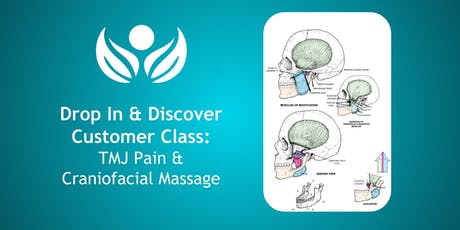 TMJ Pain and CraniFacial Massage tickets