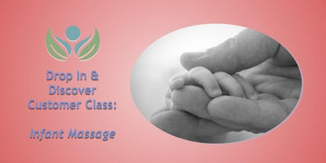Happy Baby: Learn To Massage Your Baby tickets