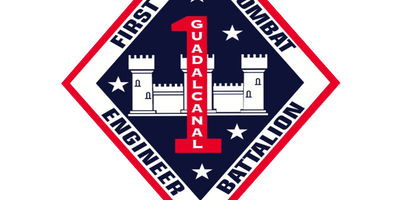 1st Combat Engineer Battalion USMC Ball - Alpha Co