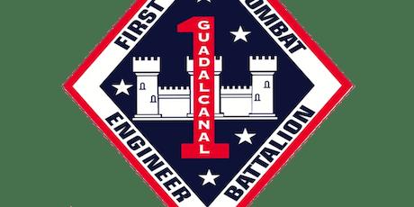 1st Combat Engineer Battalion USMC Ball - Alpha Co tickets