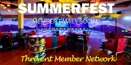 Summerfest - Thrivent Bowling Night at Big Al's! (Boise)