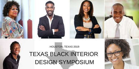 Texas Black Interior Design Symposium tickets
