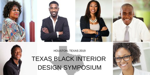 Texas Black Interior Design Symposium