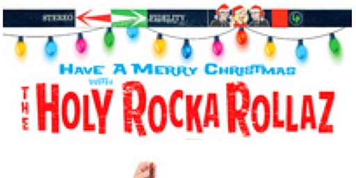 Holy Rocka Rollaz!  Have a Merry Christmas