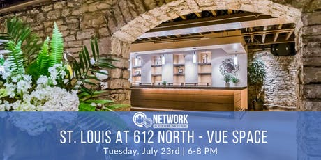 Network After Work St. Louis at 612 North - VUE Space tickets