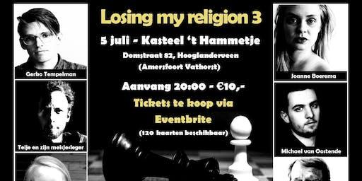 Losing My Religion 3