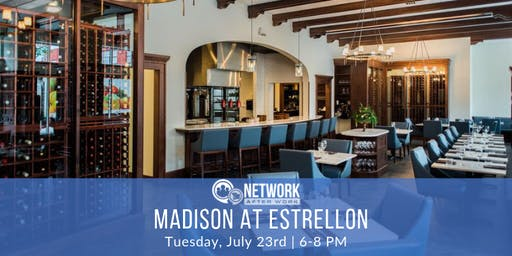 Network After Work Madison at Estrellon