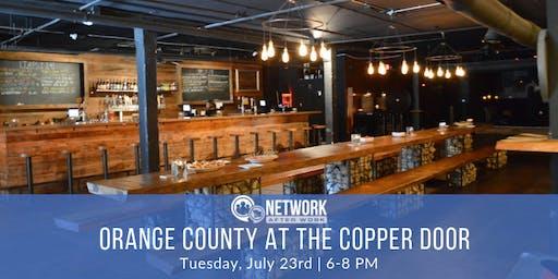 Network After Work Orange County at The Copper Door