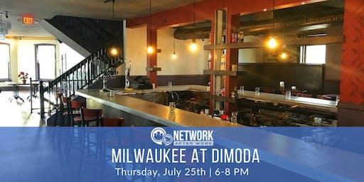Network After Work Milwaukee at DiModa