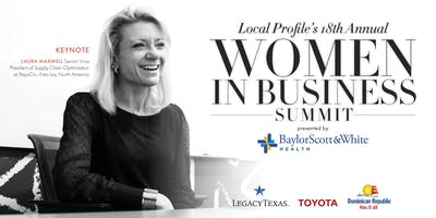 Local Profile's 18th Annual Women in Business Summit