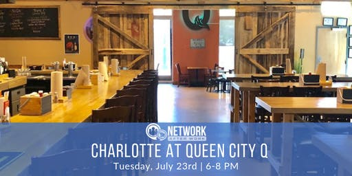 Network After Work Charlotte at Queen City Q