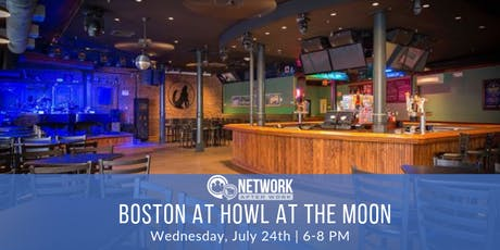 Network After Work Boston at Howl At The Moon tickets