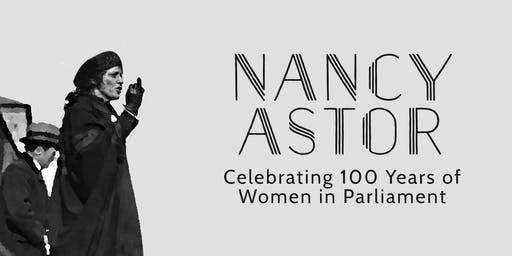 Community art workshop for the making of the Nancy Astor statue