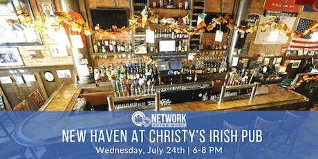 Network After Work New Haven at Christy's Irish Pub tickets