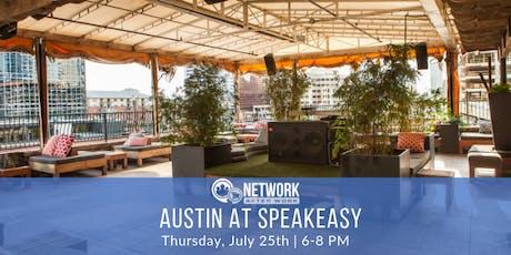 Network After Work Austin at Speakeasy tickets
