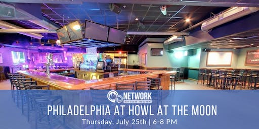 Network After Work Philadelphia at Howl At The Moon