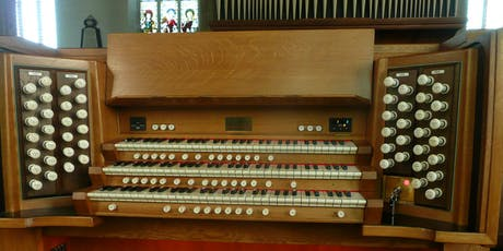 Music for a Summer's Evening: Popular Organ Classics tickets