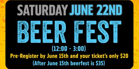 Beer Fest at Classic Harley-Davidson tickets