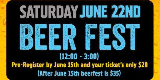 Beer Fest at Classic Harley-Davidson