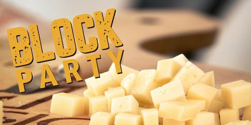 2019 Cheese Curd Festival - Block Party!