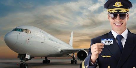 AIRLINE PILOT CAREER SEMINAR: SAN JOSE, COSTA RICA entradas