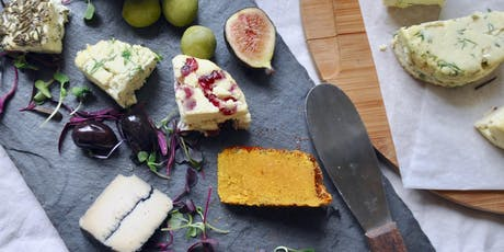 ARTISAN VEGAN CHEESE WORKSHOP tickets